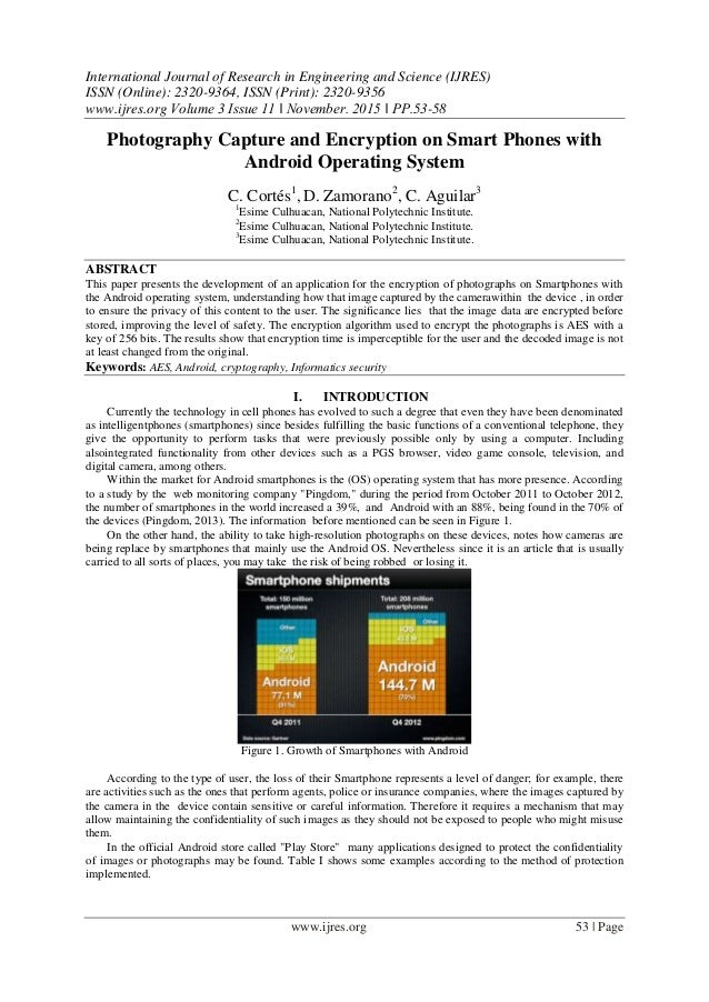 Research Paper on Operating Systems