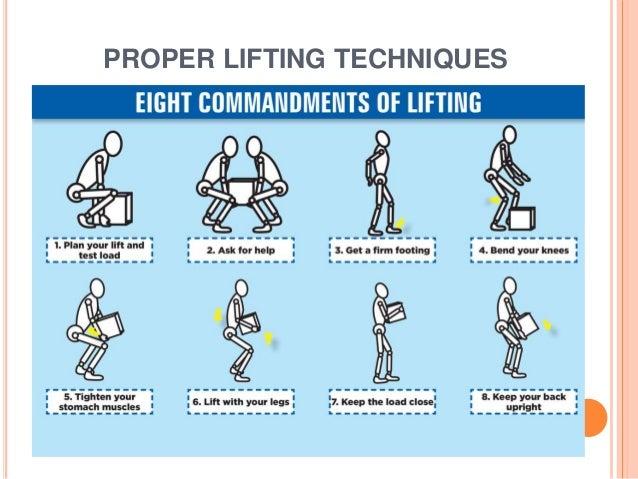 Ergonomic Lifting Arms : Driving ergonomic