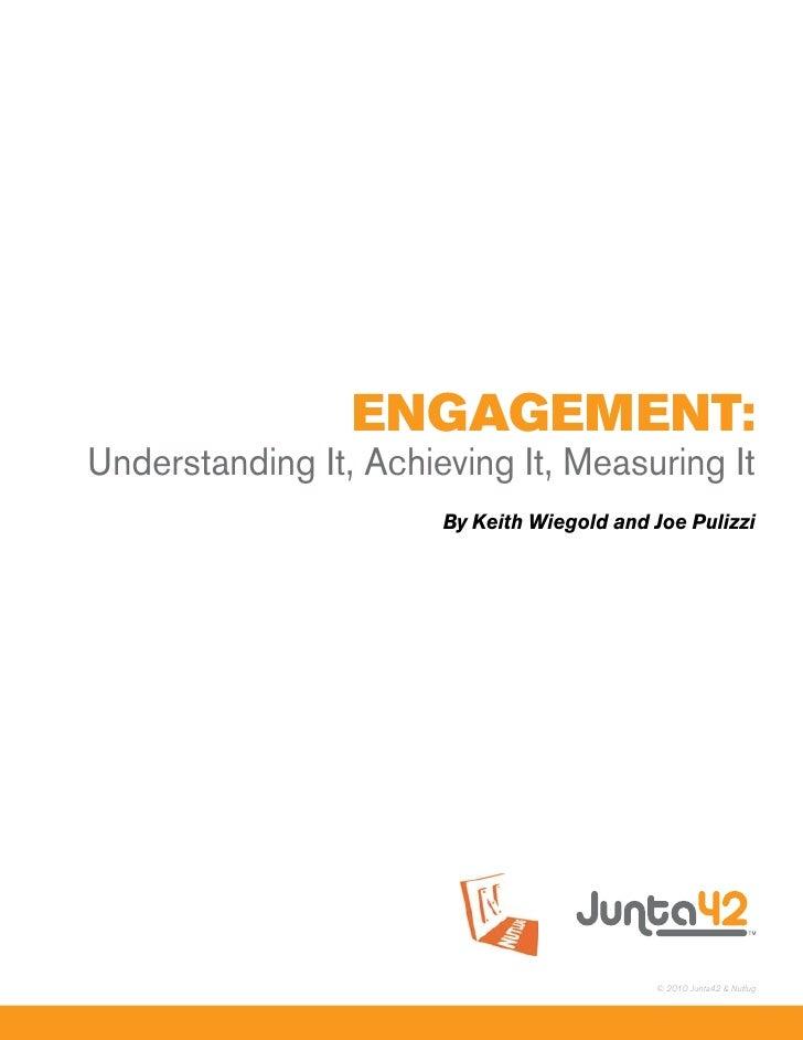 J42 engagement-white-paper