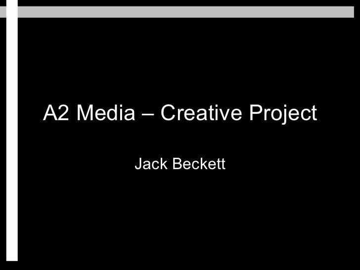 Jack beckett