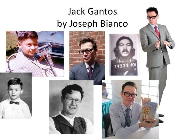 Jack Gantosby Joseph Bianco