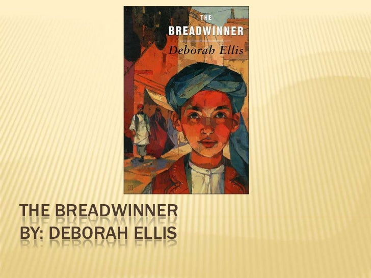The BreadwinnerBy: Deborah Ellis<br />