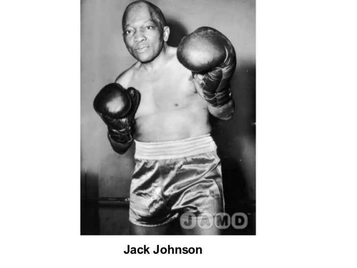 Jack Johnson - The Boxer