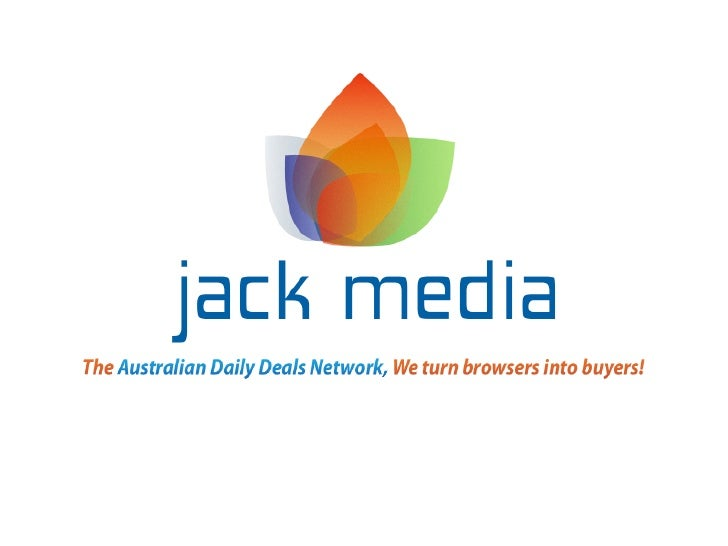 Jack Media Group Buying Summit Sydney Presentaion