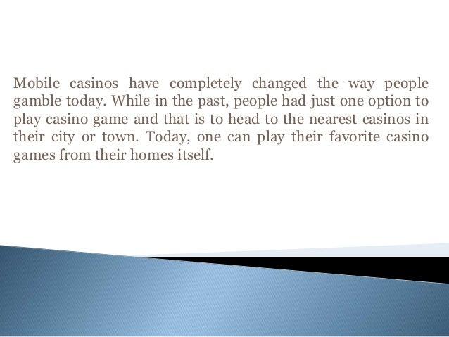 Online Free Casino No Download