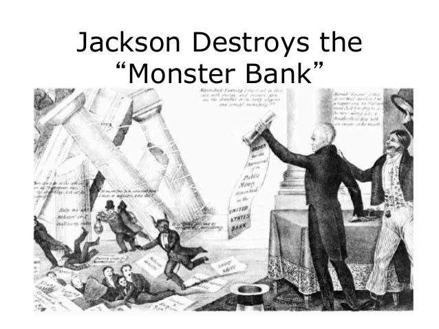 an analysis of the rechartering of the national bank in 1832 Jackson vetoes re-charter of the second bank of and on the subject of a national bank delivered in the re-charter of the second bank of the us, 1832.