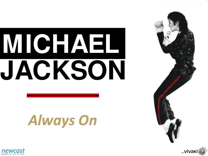 MICHAELJACKSON Always On