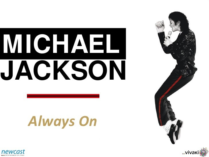 MICHAELJACKSON Always On