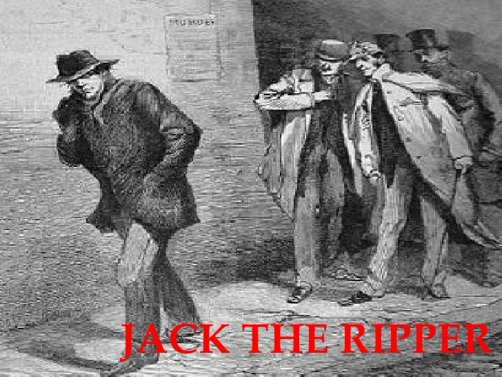 jack the ripper social views Were the jack the ripper murders an elaborate anti-semitic frameup  as an fbi report about jack the ripper carried out in 1988 on the  social media monitoring.