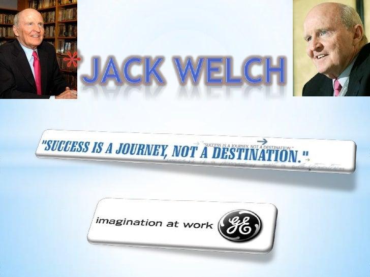 JACK WELCH<br />