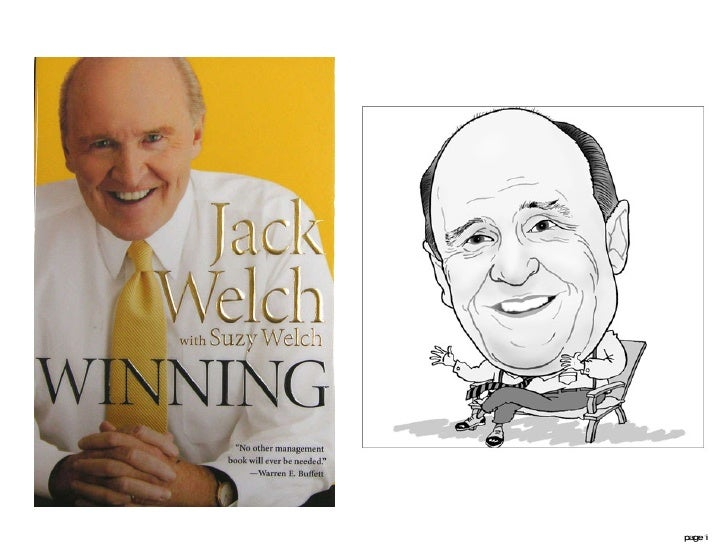 Jack Welch 'Winning'