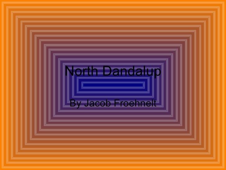 North Dandalup By Jacob Froehnelt