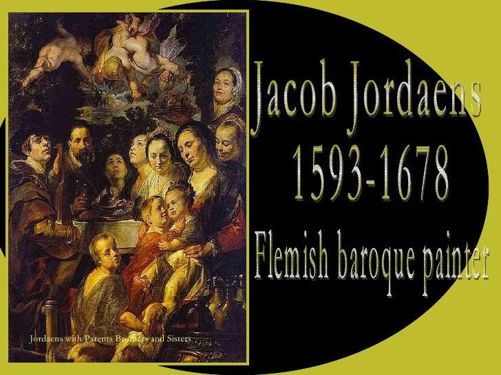 Jacob Jordaens  1593-1678 Flemish baroque painter Jordaens with Parents Brothers and Sisters