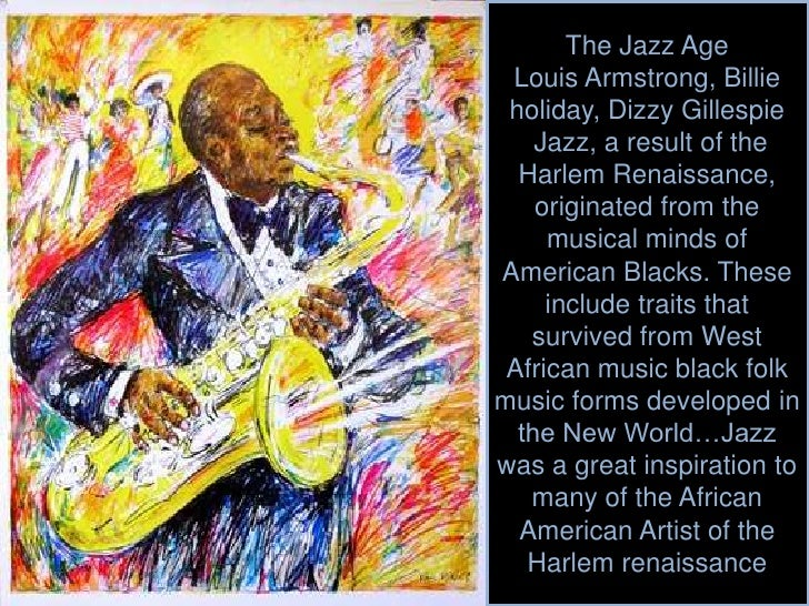 the jazz agelouis armstrong billie holiday dizzy gillespie jazz a