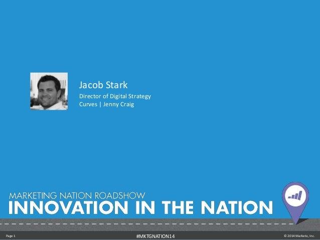 Customer Success Story: Curves - Jacob Stark