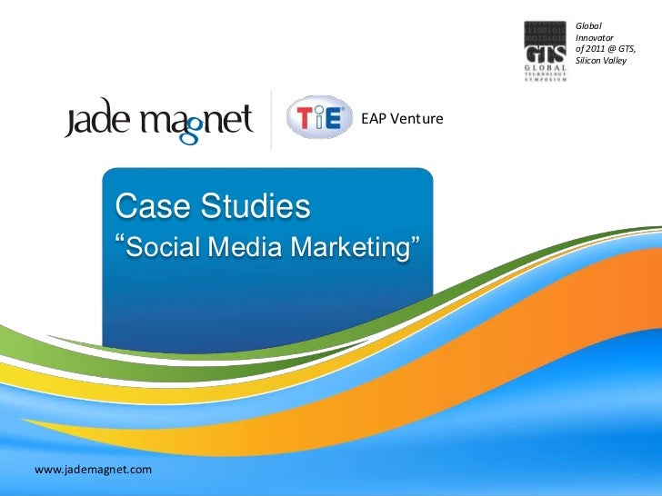 Impact of Social Media Marketing | Case Studies