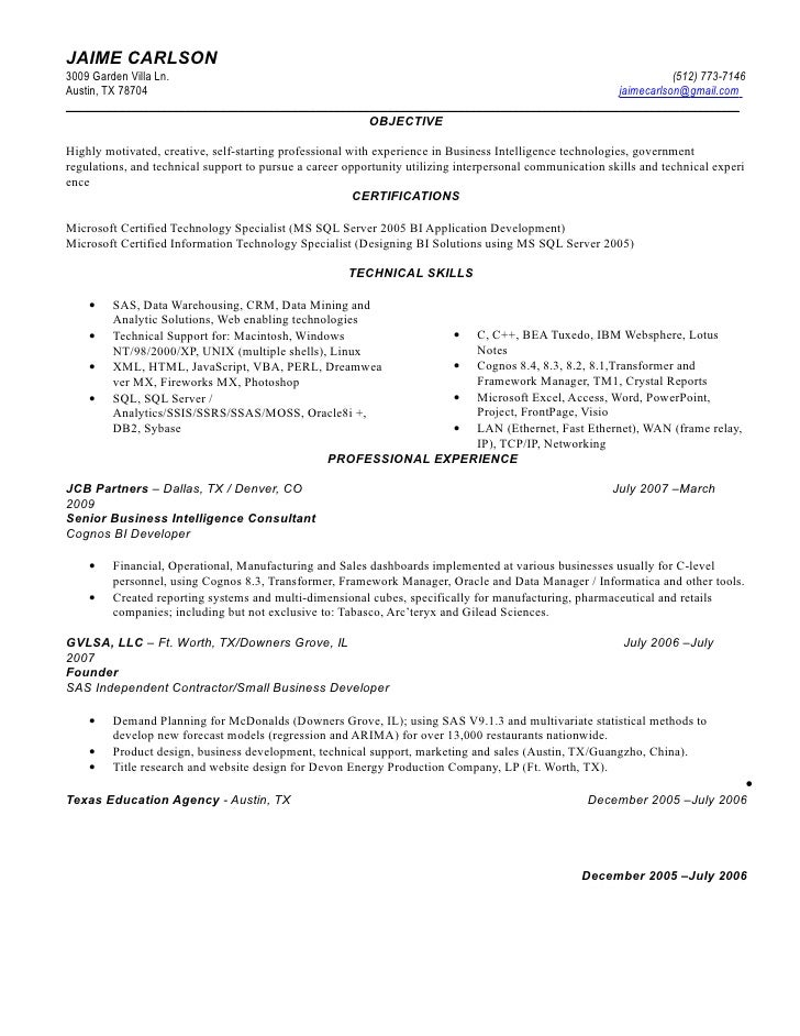 skill based resume examples 93 marvellous outline for a resume - Business  Intelligence Sample Resume