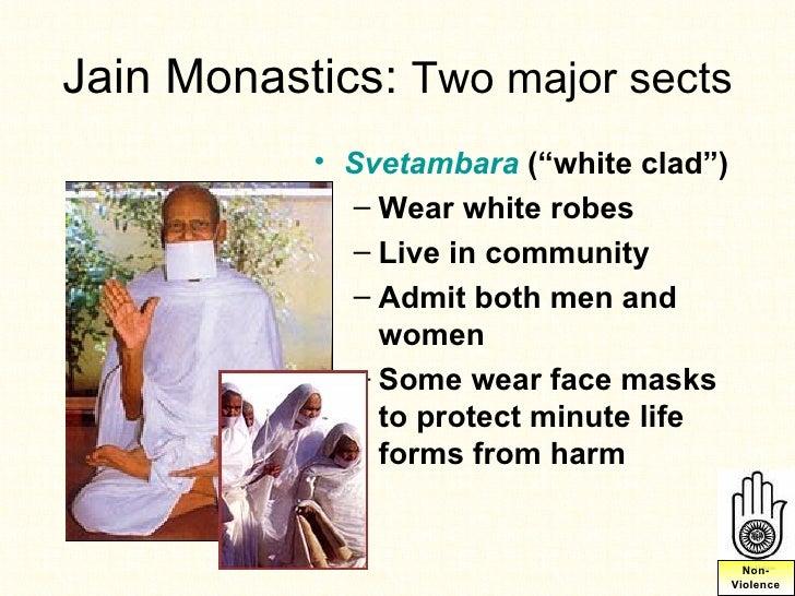 Jain sects