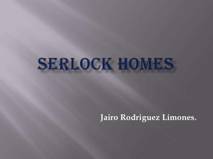Jairo Rodriguez Limones.