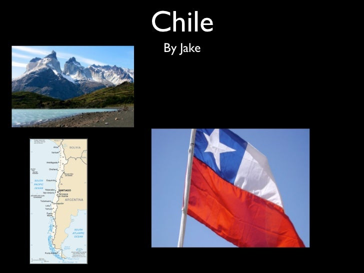 Chile By Jake