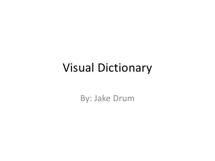 bedrock11 jake drum visual dictionary