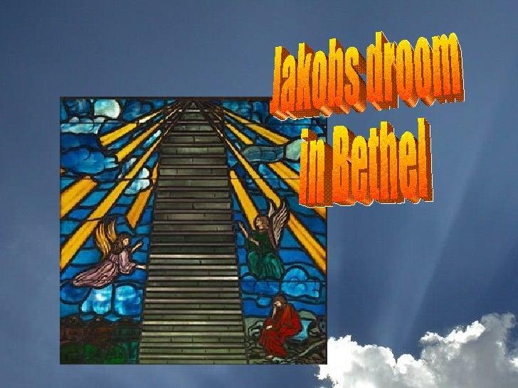 Jakob in Bethel