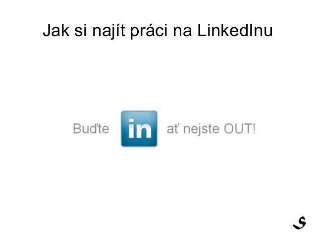 Jak si najít práci na LinkedInu