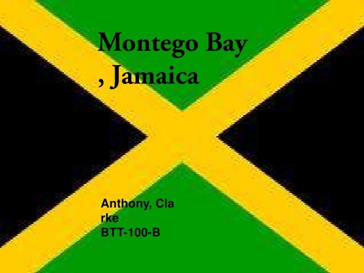 Jamaica clarke
