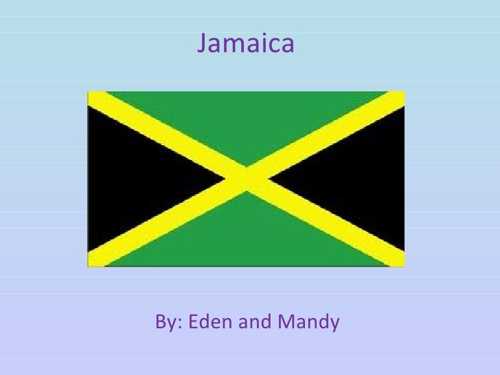 JamaicaBy: Eden and Mandy