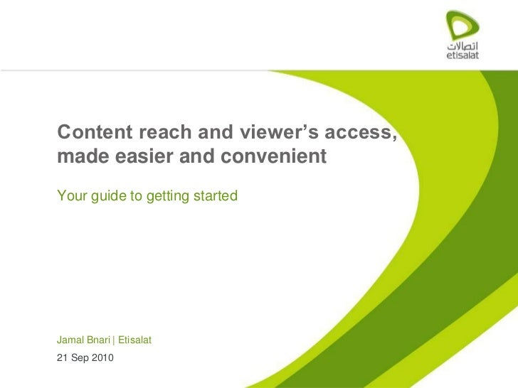 How to Make Content Reach and Viewers Access Online Easier