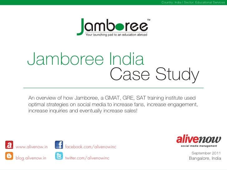 Jamboree India on Facebook
