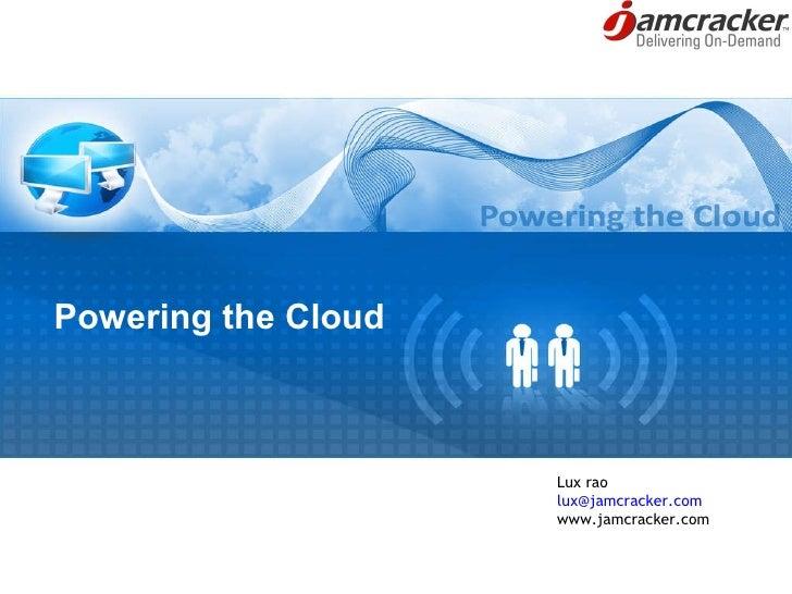 Jamcracker OCC Presentation