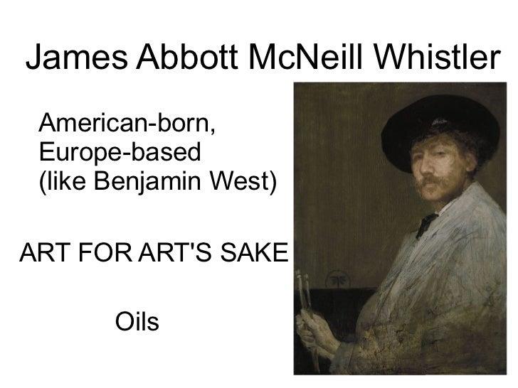 James abbott mc neill whistler