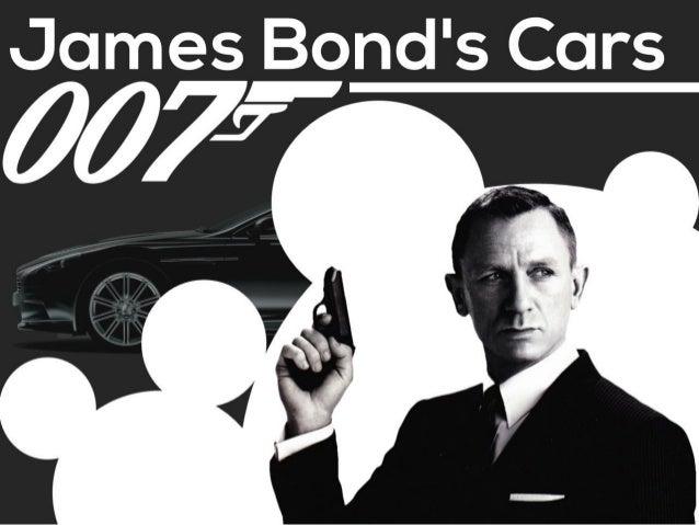 James Bond's Car