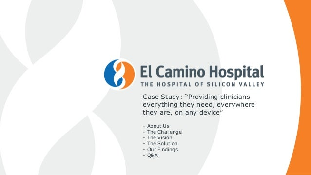 """Case Study: """"Providing clinicians everything they need, everywhere they are, on any device""""! ! - About Us - The Challenge ..."""