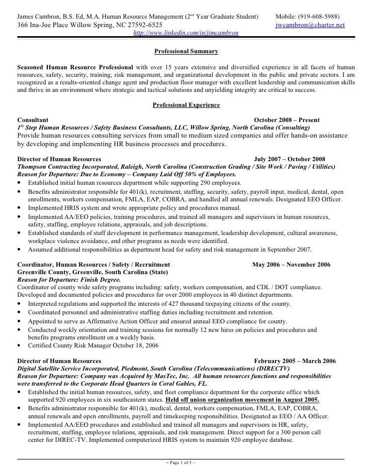 resume sample for hr generalist resume samples sample resume hr generalist - Sample Resume For Hr Generalist
