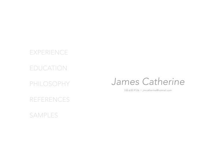 James Catherine Profile