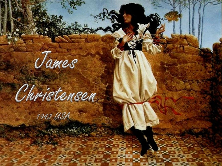 James<br />Christensen<br />1942 USA<br />