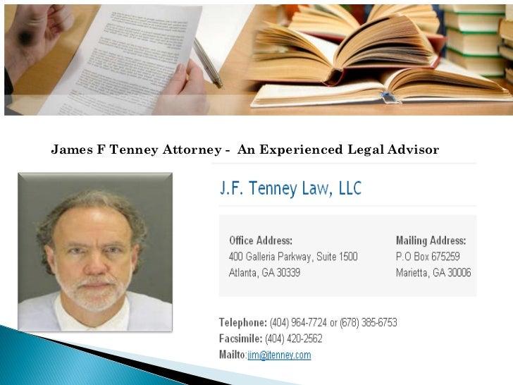 James F Tenney