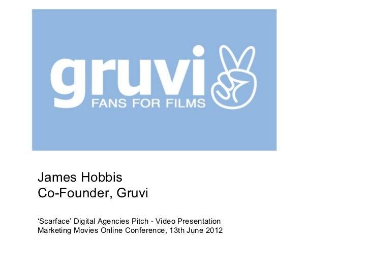 JAMES HOBBIS - GRUVI