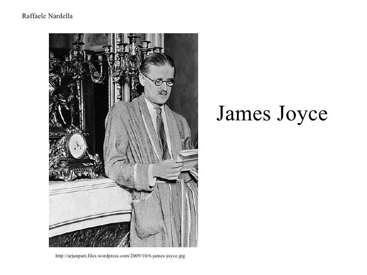 James Joyce Raffaele Nardella http://arjunpuri.files.wordpress.com/2009/10/6-james-joyce.jpg