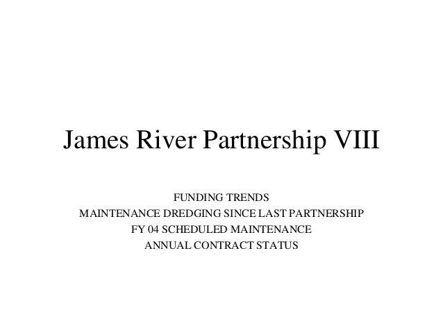 James riverpartnership2003
