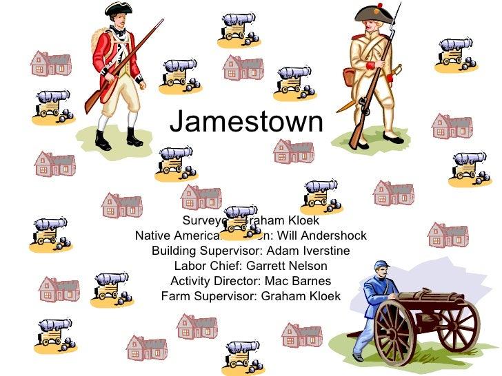 Jamestown Mr. Shirey- Group2