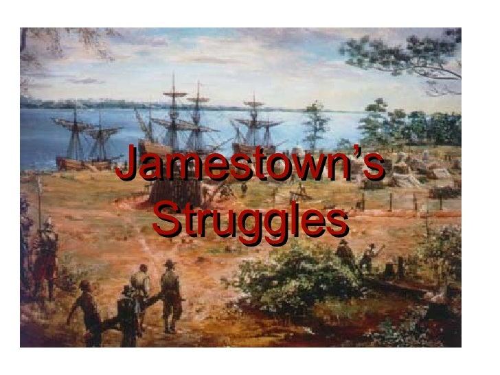Jamestown's Struggles