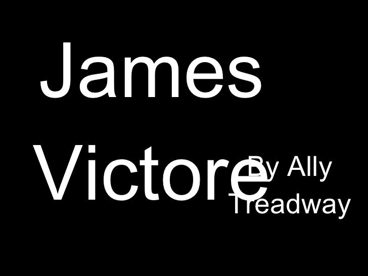 James victore- ally treadway