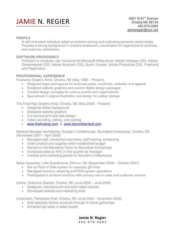Barista Resume 04052017