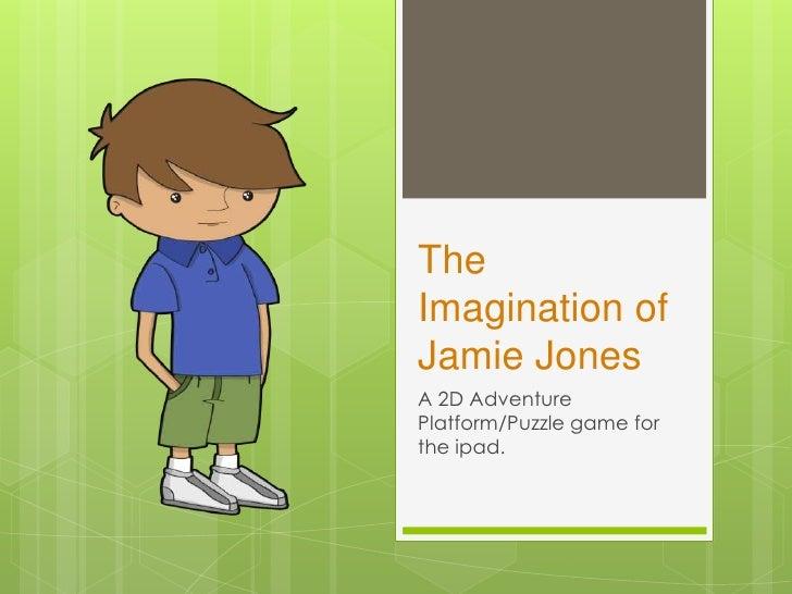 Imagination of Jamie Jones