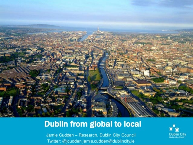 Dublin City Council - City and Competitiveness Research Overview