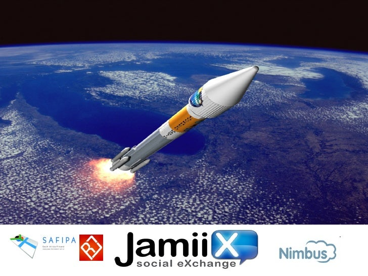 JamiiX Launch UK 2010
