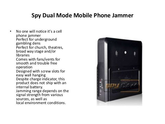 Applications of cell phone jammer - cell phone jammer Lebanon